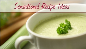 Sensational Recipe Ideas